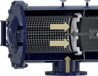 входной порт сетчатого фильтра