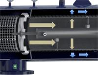 цилиндр сетчатого фильтра